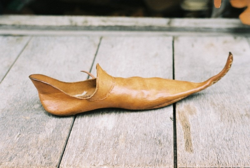 pointed-shoe