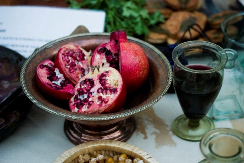 pomegranate-and-juice
