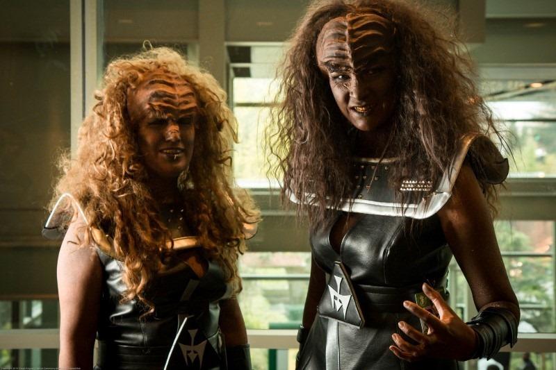 klingon-babes